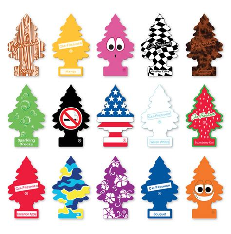 air fresheners for car shape as brand issue journal of business design