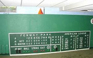 80 best fenway images on pinterest With best brand of paint for kitchen cabinets with boston sports wall art