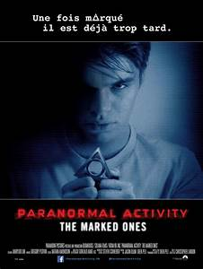 Paranormal Activity: The Marked Ones DVD & BLU-RAY