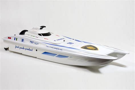 Wholesale Boats by Zzz Miami Vice Rc Speedboat White