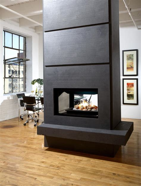 Gas Fireplace 2 Sided Fireplace Designs