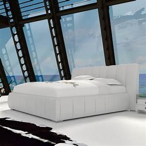 Luftbett 200 X 200 : boxspringbett polsterbett 180x200 kunstleder wei ebay ~ Orissabook.com Haus und Dekorationen