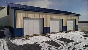 3 car pole barn garage 3cargarage garage pole barn With 3 car pole barn