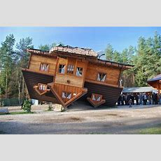 Upside Down Houses Around The World  Amusing Planet