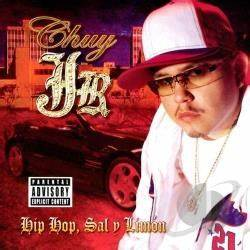 Chuy, Jr  Hip Hop, Sal Y Limon CD Album