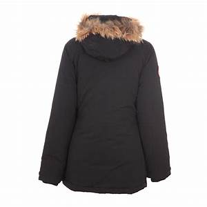 Parka Femme Vrai Fourrure : parka vrai fourrure femme peak mountain akagan noir ~ Melissatoandfro.com Idées de Décoration