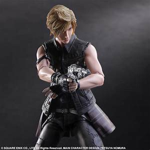 FINAL FANTASY XV PLAY ARTS KAI - Prompto | Square Enix ...