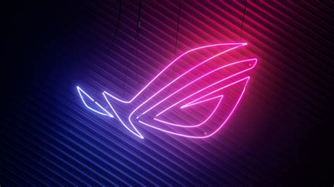 Asus ROG Logo Republic of Gamers Wallpaper 4k Ultra HD ID:5083