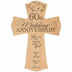 personalized 60th wedding anniversary 60th anniversary With gifts for 60th wedding anniversary