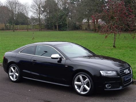 2011 Audi A5 Coupe by 2011 Audi A5 2 0 Tfsi S Line 2dr S Line Coupe