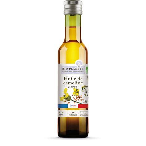 huile de cameline cuisine vitality oils products bio planète