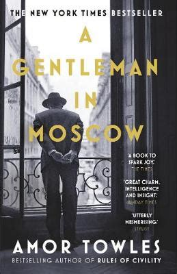 gentleman  moscow book  amor towles