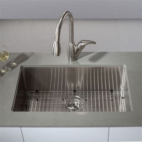 Kraus Khu10030 Kitchen Sink  Buildcom