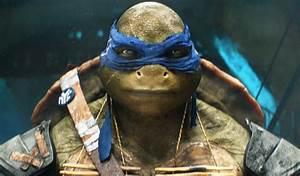 Teenage Mutant Ninja Turtles Set Visit Breaking Down The
