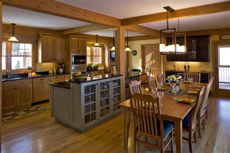 dining room and kitchen ideas open concept kitchen idea in design i the
