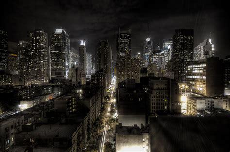 Filenew York City At Night Hdrjpg