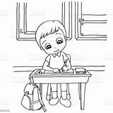 Compito Geitjes Kleuren Hausaufgabe Huiswerk Thuiswerk Coloritura Fanno Hausarbeit Machen Färbung Karikatur Hausaufgaben Whiteboard Tekenfilm Usando Simile Fotosearch Rasane Sepoh sketch template