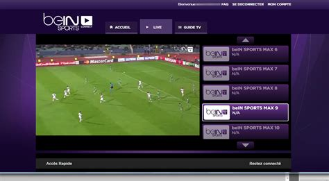 unblock bein sports connect  france bypass error
