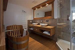 Holz Im Bad : 23 badezimmer landhausstil 520 347 pixels bathroom pinterest ~ Sanjose-hotels-ca.com Haus und Dekorationen