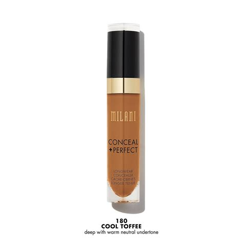 milani conceal perfect longwear cool toffee