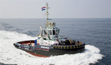 Tug Boat Drive by Azimuth Drive Tug 2810 With Optimal Hybrid