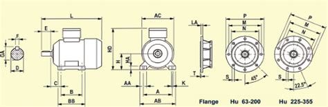 Electric Motor Dimensions by Electric Motor Electric Motor Dimensions