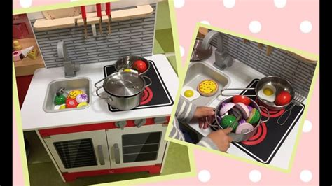 hape kitchen accessories hape city cafe play kitchen gourmet kitchen with 1571