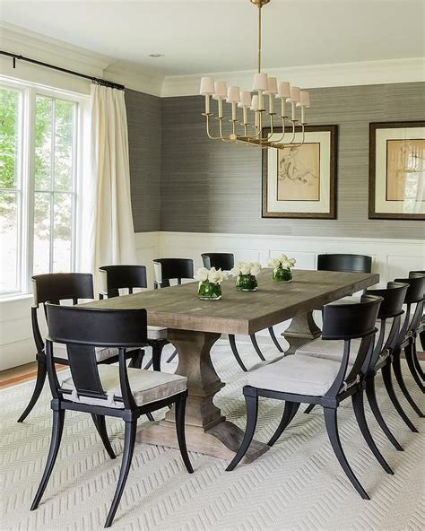 25 best ideas about transitional dining rooms on