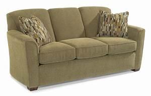 Flexsteel Lakewood Queen Sleeper Sofa Olinde39s Furniture