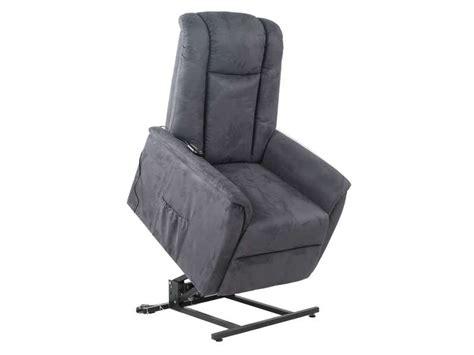 fauteuil de relaxation et releveur 233 lectrique en tissu max