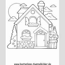 Haus Zum Ausmalen Startseite Design Bilder