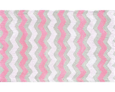 Pink And Grey Nursery Rug by Chevron Pink Gray Rug