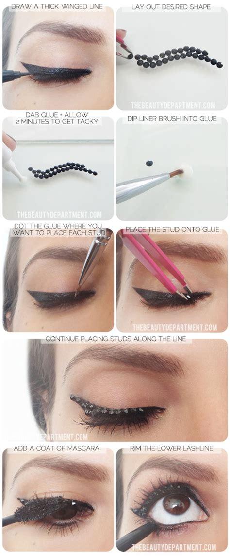 S Oped Eyeliner Matte Eyeliner Trick Stud Eyeliner A How To Ct Esthetic