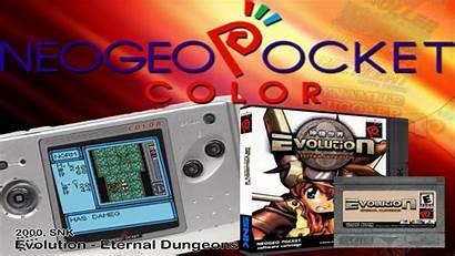 Hyperspin Neo Geo Pocket System Theme