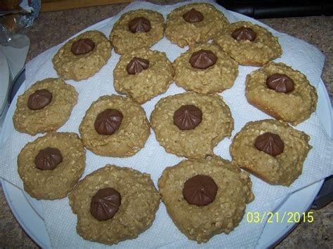 Recipe by 100 diabetic recipes. FoodOhLicious: Chocolate 'STAR' Oatmeal Cookies(Diabetic ...