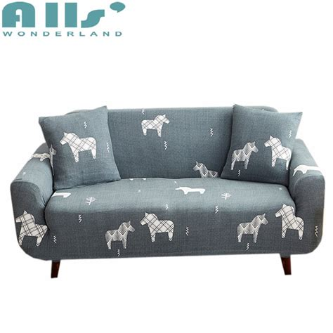 Living Room Seat Covers by Cheap Sofa Cover Stretch Seat Covers Elastic Sofa Towel