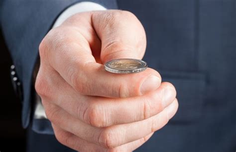 coin toss gamble   common stock businessblog