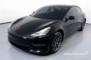 Used 2019 Tesla Model 3 Standard Range For Sale ($39,996) | McLaren Charlotte Stock #298098