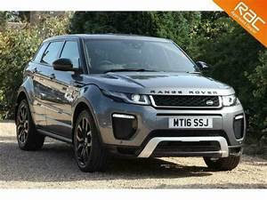 2016 Land Rover Range Rover Evoque 2 0 Td4 Hse Dynamic 5dr