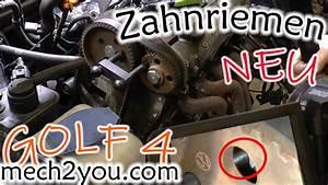 Golf 4 Zahnriemenwechsel : zahnriemenwechsel golf4 teil7 motor defekt ist es das ~ Watch28wear.com Haus und Dekorationen