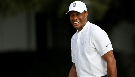 Here's how Tiger Woods looked in his final Masters ...