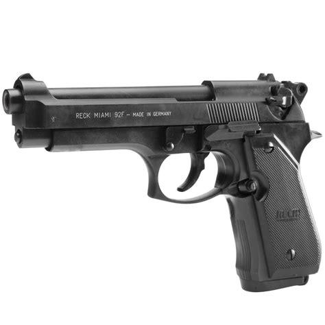 Reck Miami 92 F Schreckschuss Pistole 9mm P.A.K. brüniert ...