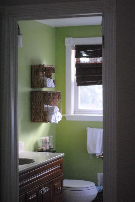 diy bathroom towel storage    minutes making
