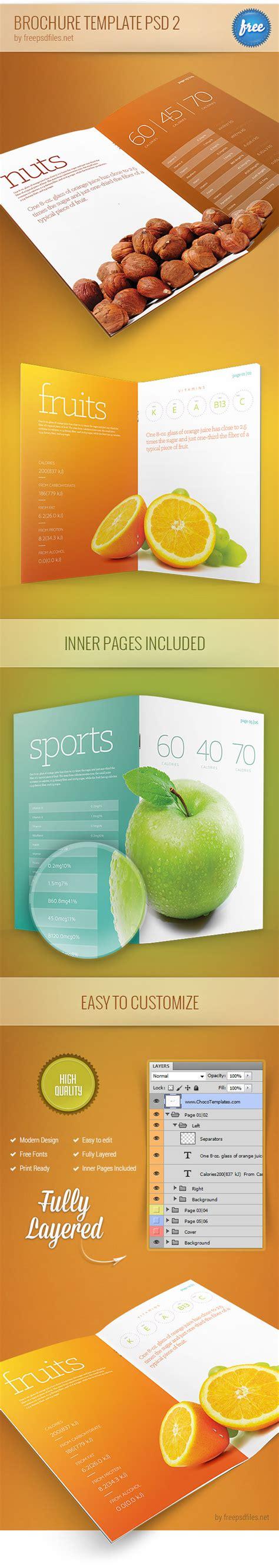 Brochure Template Psd Free 25 Best Free Psd Brochure Templates Free Psd Templates
