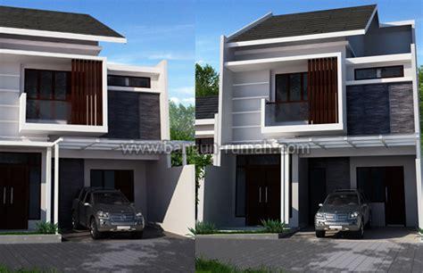 desain rumah siap bangun desain rumah minimalis  lahan