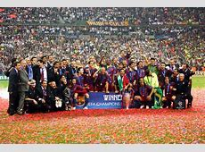 FC Barcelona into fourth Champions League Final in 10