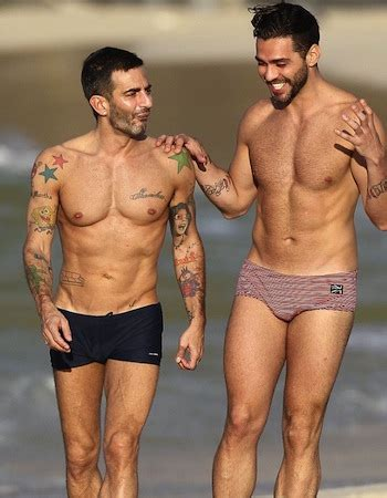 marc jacobs   fiance lorenzo martone vacation  st