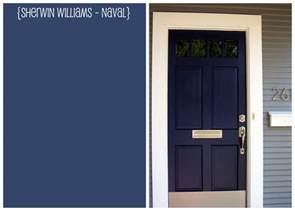 Tardis Blue Front Door