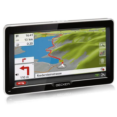 7 zoll navi becker ready 70 navigationssystem 7 zoll display