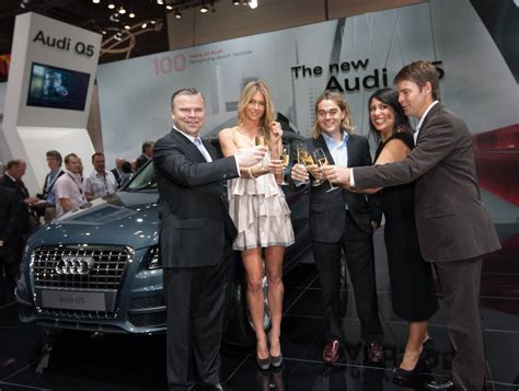 Audi Celebrates 100 Years Q5 Launch At Mims Photos 4